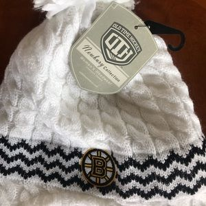 NWT Boston Bruins Hat